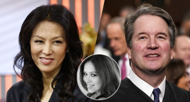Kavanaugh defender Amy Chua's daughter gets Supreme Court job with Kavanaugh