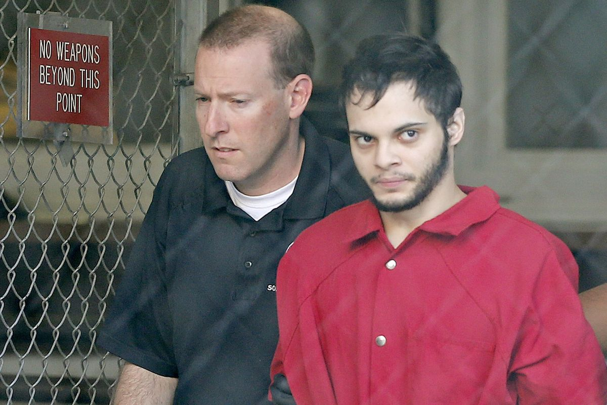 Airport mass shooter Esteban Santiago sentenced to five life terms and 120 years in prison