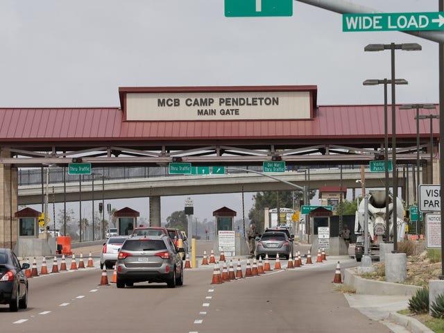 16 Marines arrested for alleged involvement in human smuggling, drug offenses