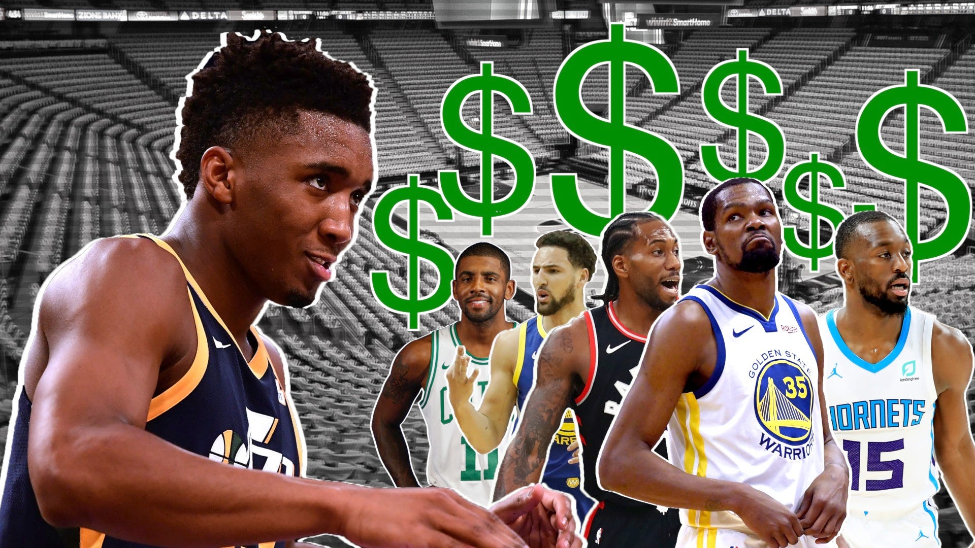 Wondering where free agents like Kevin Durant, Kyrie Irving or Kawhi Leonard will land?