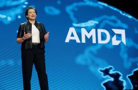 AMD lands Google, Twitter as customers with newest server chip