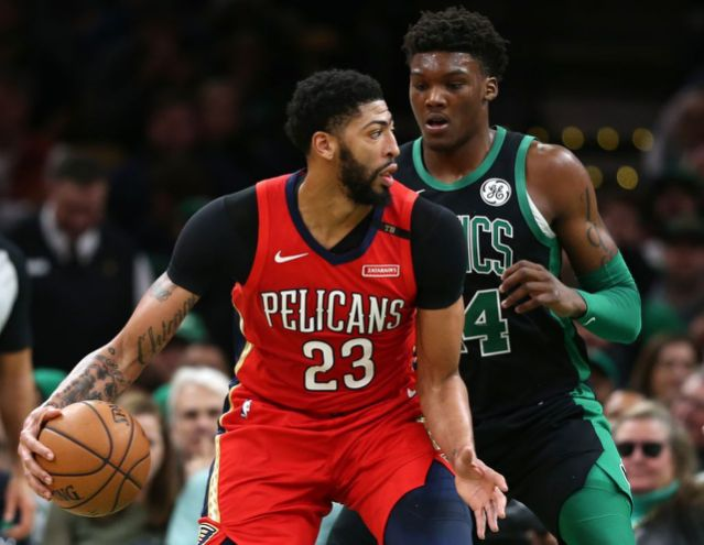 Rich Paul on Anthony Davis to CelticsThey can trade for him, but it'll be for one year
