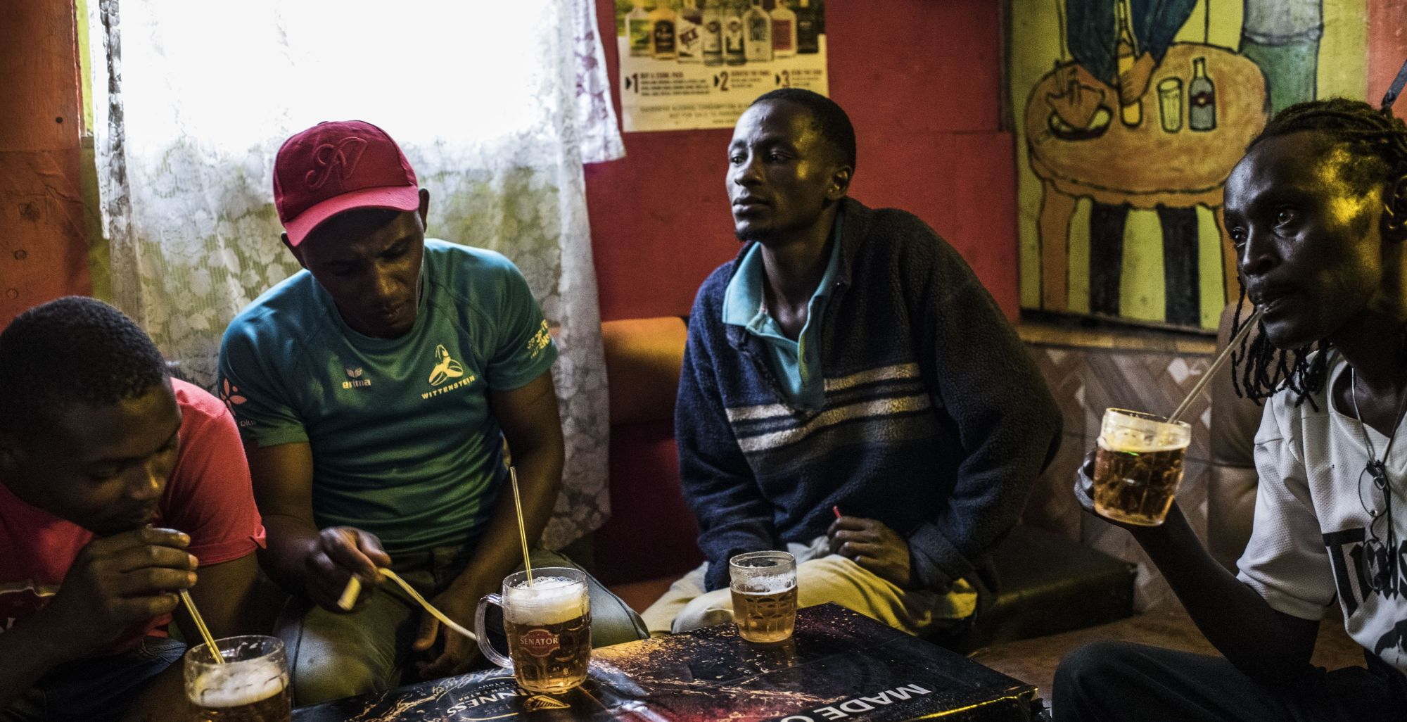 Beer Giants Tap Into Africa With Brews Under $1