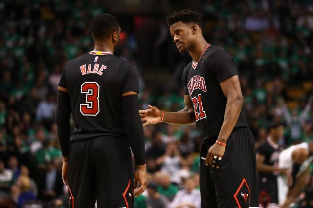 The NBA beef you did not know you needed: Dwyane Wade, Jimmy Butler and an Instagram photo of Gabrielle Union
