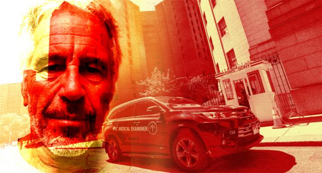 Manhattan jail where Jeffrey Epstein died has long history of suicide, neglect