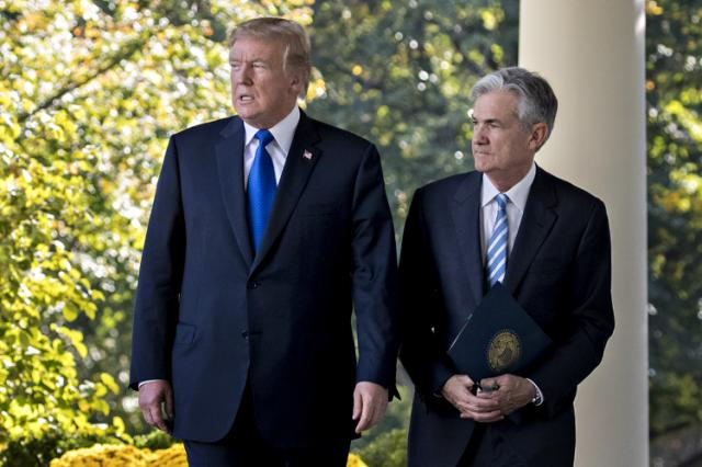 Trump Believes He Has the Authority to Replace Powell at Fed
