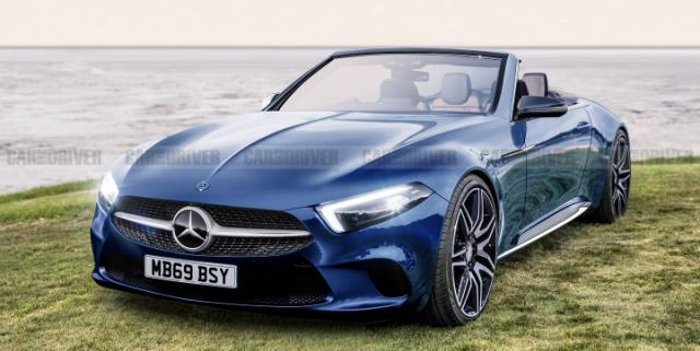 Business The Next Mercedes-Benz SL Will Attempt to Return the Once-Legendary Roadster to Greatness