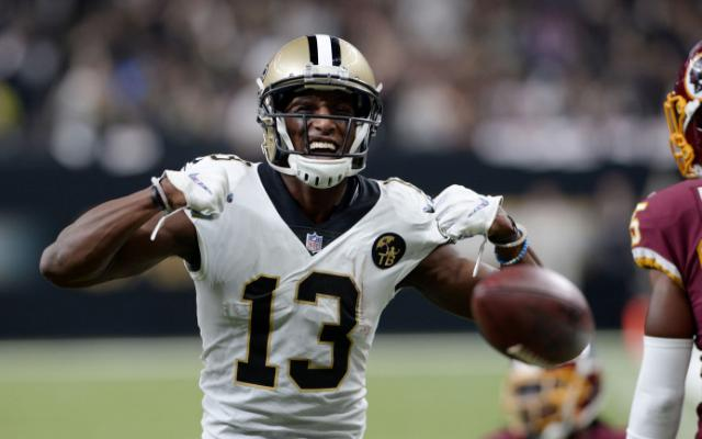 Saints, WR Michael Thomas agree to record-breaking contract extension 5 Year 100 Million