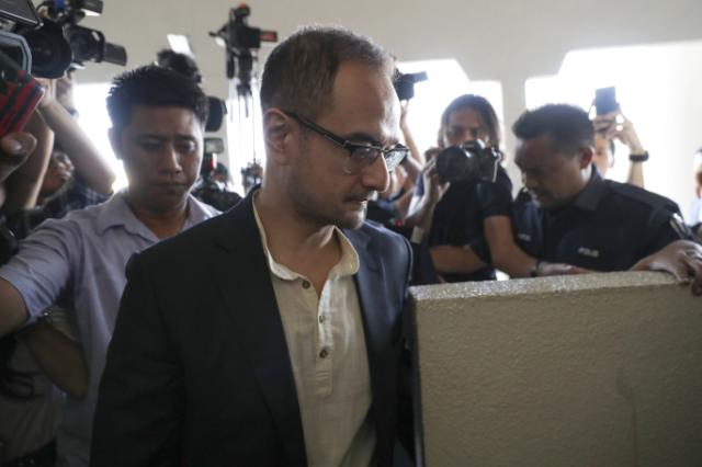 Wolf of Wall Street producer charged in Malaysian scandal