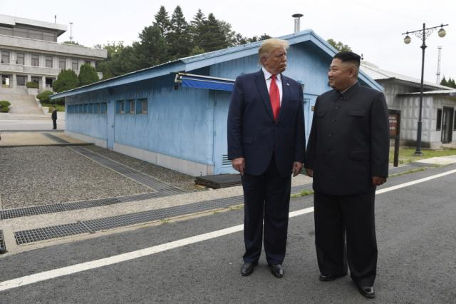 North Korea Trump tries to undermine peace with sanctions