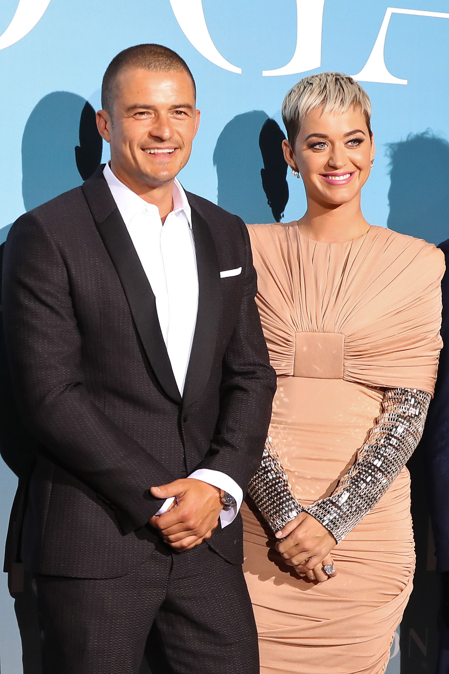 Katy Perry and Orlando Bloom will be husband and wife before years end.