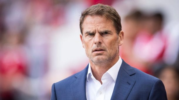Frank de Boer calls equal pay at international level Soccer ridiculous
