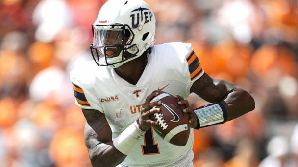 UTEP quarterback Kai Locksley arrested for making terroristic threat, suspended from team