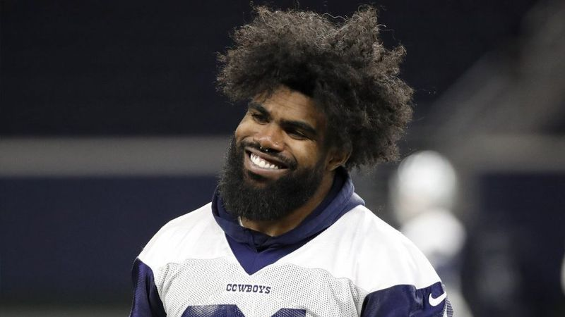 Ezekiel Elliott will not be punished by the NFL for altercation in Las Vegas