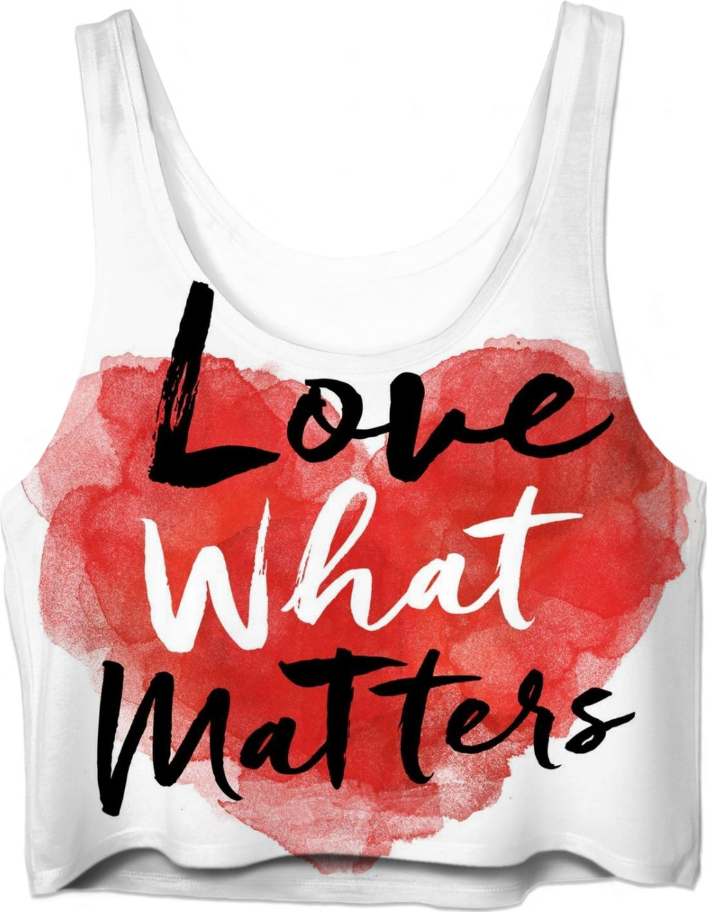 Love What Matters (Graphics)