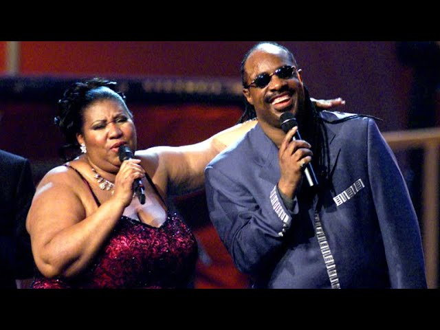 Stevie Wonder Chokes Up About Visiting Aretha Franklin on Her Deathbed: I Thought I Cried My Last Tear