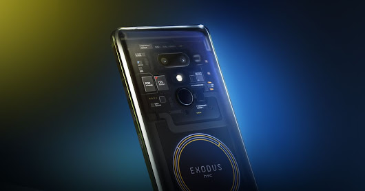 HTC's Blockchain Phone Is Ready For Pre-order