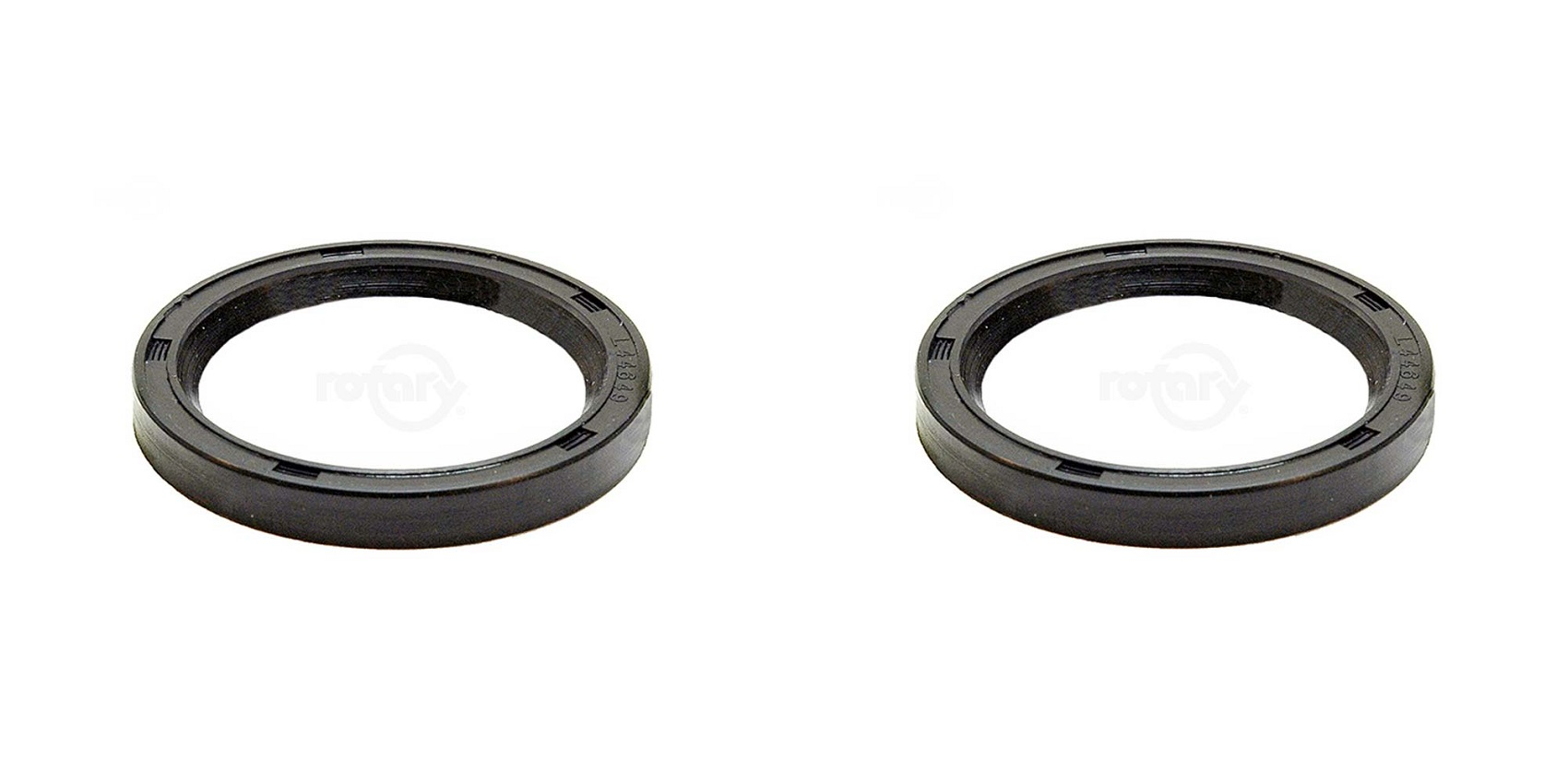 """2 Pk FAST SHIPPING! Oil Grease Seal Replaces Scag 481025 2.0/"""" OD x 1.625/"""" ID"""