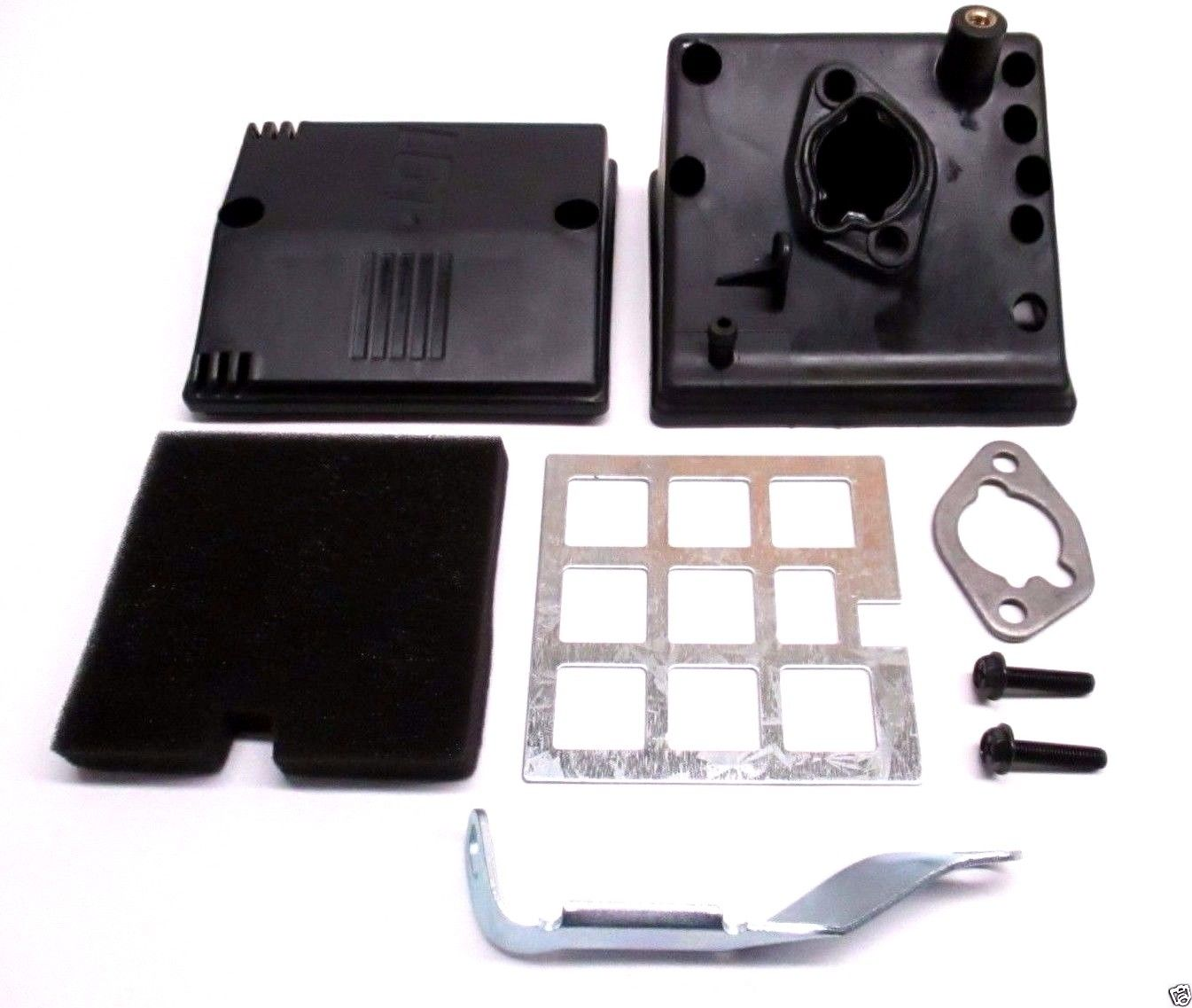 Details about Genuine LCT Lauson 20820012 Air Filter & Bracket For 136cc  208cc Summer Engine