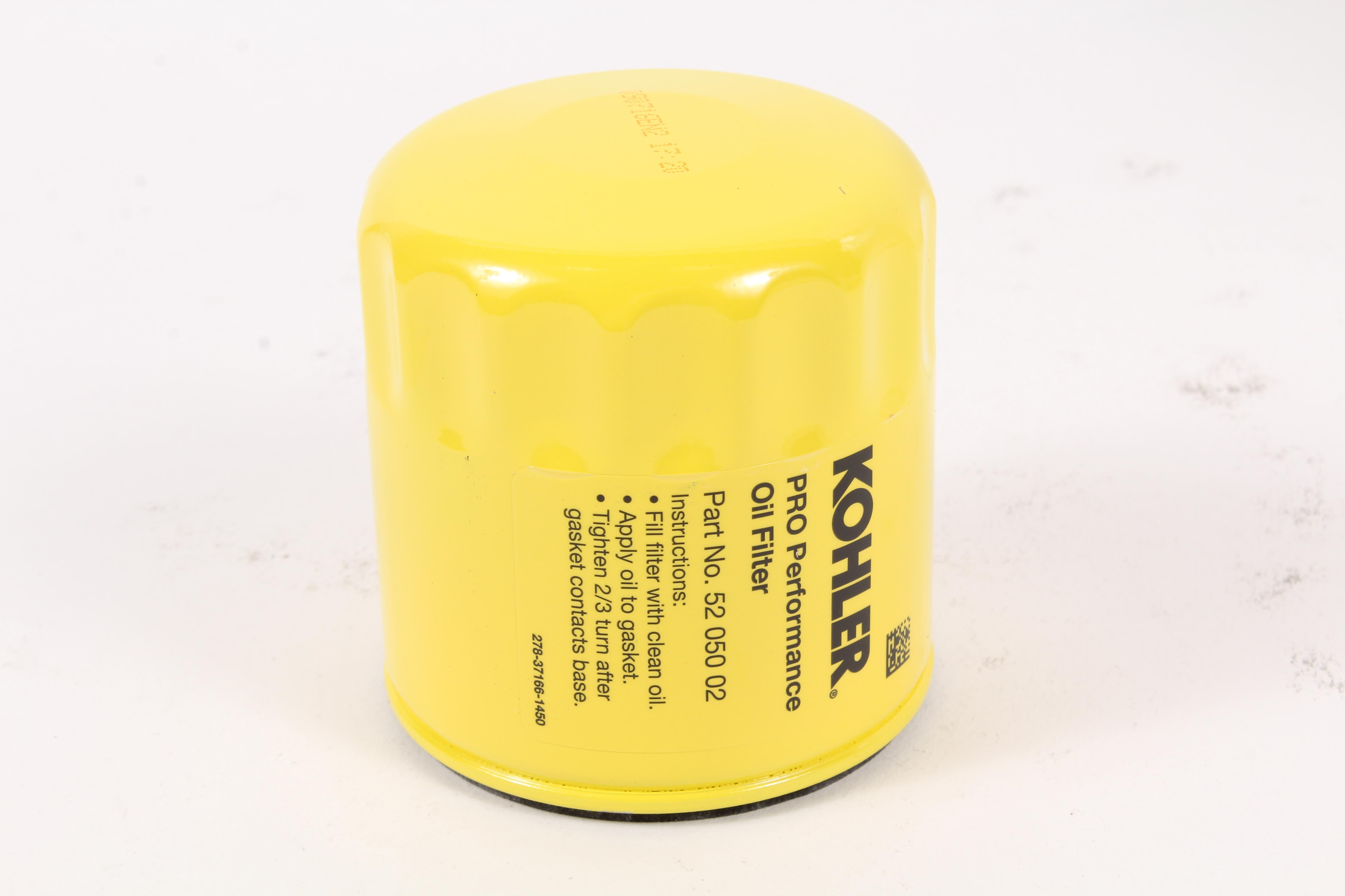 Genuine 52 050 02S Kohler Engine Professional Grade Oil Filter 52 050 02-S1 NEW