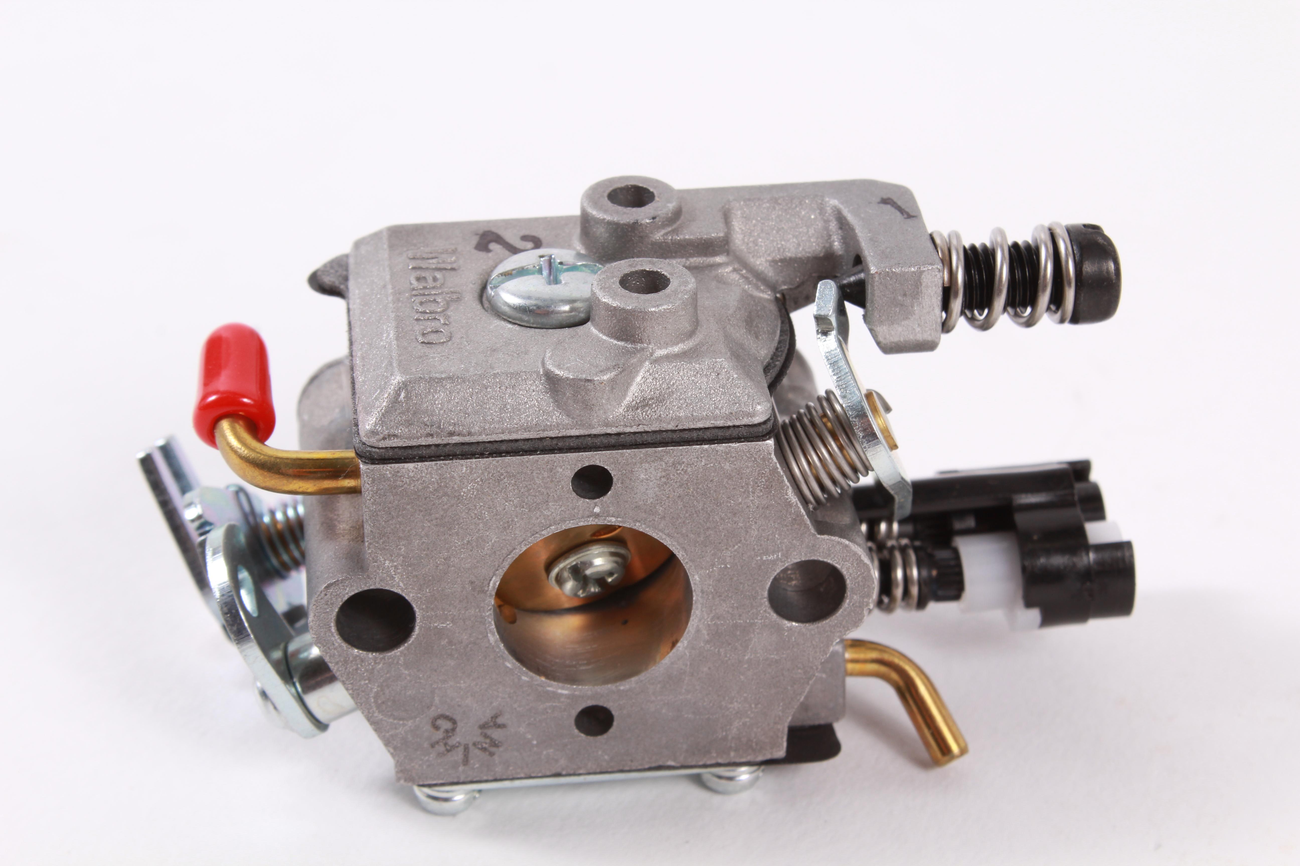 Genuine Husqvarna 577133001 Carburetor Assembly Yard, Garden & Outdoor Living Lawn Mower Parts & Accessories