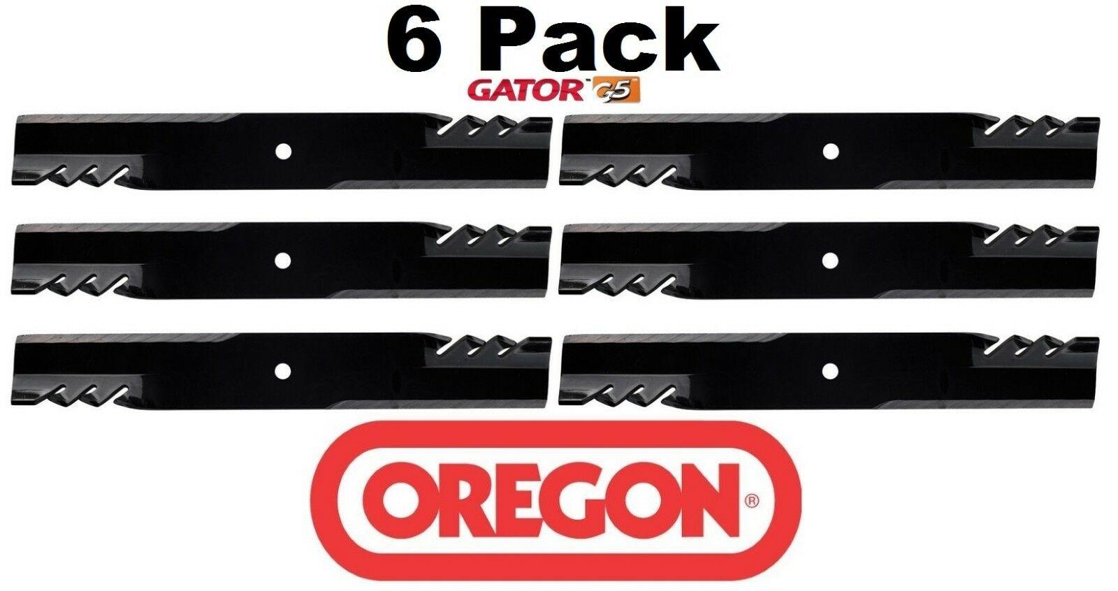 4 Pack Oregon 596-344 Mower Blade Gator G5 Fits Dixon 10715