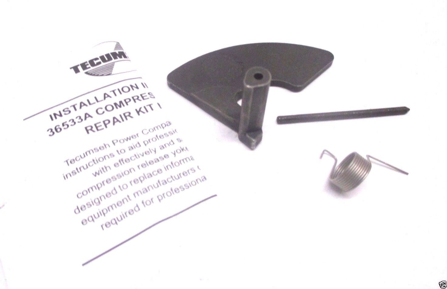 Genuine Tecumseh 730656 Camshaft Repair Kit Fits OHV135 OHV140 OHV145 OHV14 OHV