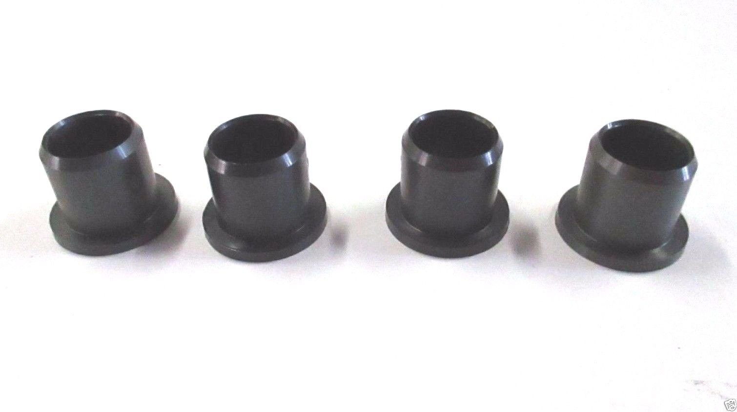4 Genuine MTD 741-0660A Flange Bearing Fits Bolens Craftsman Troy-Bilt White OEM