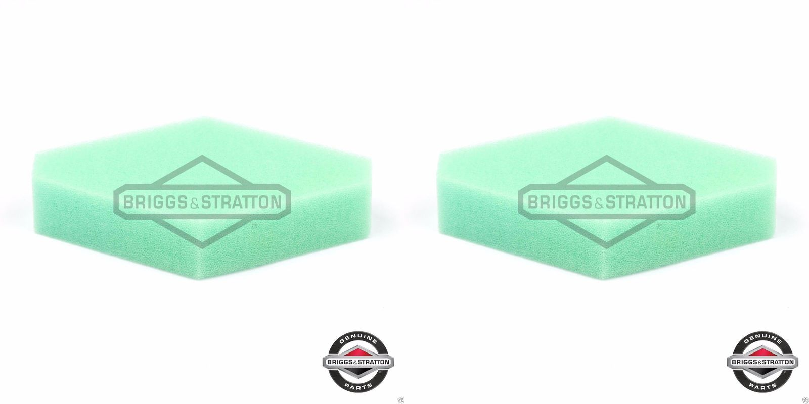 Briggs /& Stratton Genuine 797301 FILTER-AIR CLEANER FO Replacement Part