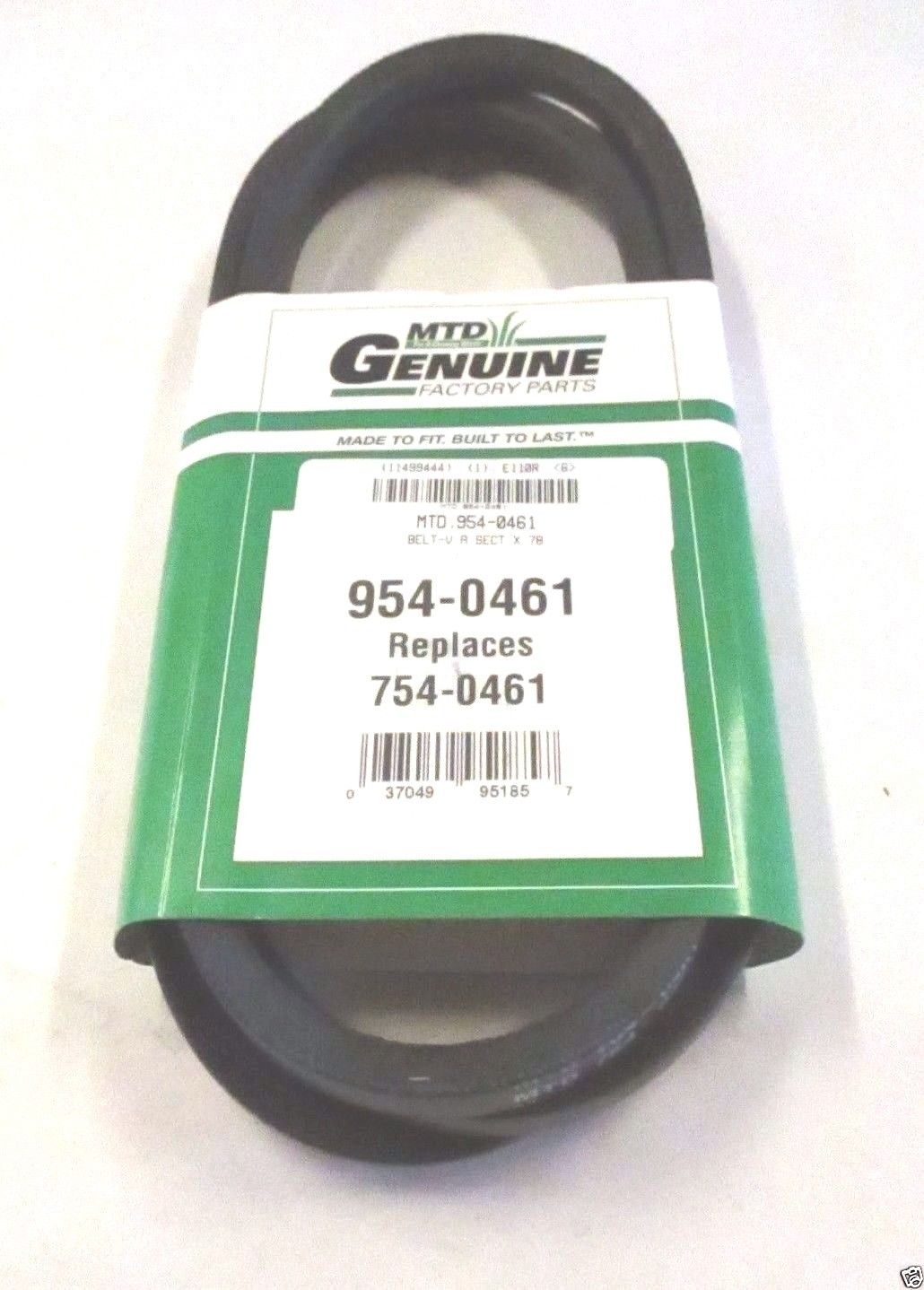 HUSKEE 954-04074A made with Kevlar Replacement Belt