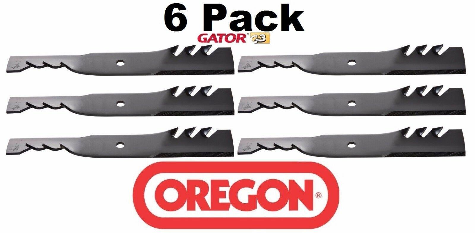 """12 Oregon 96-323 BLADES FOR DIXIE CHOPPER 50/"""" CUT 30227-50 30227-50H 30227-50V"""