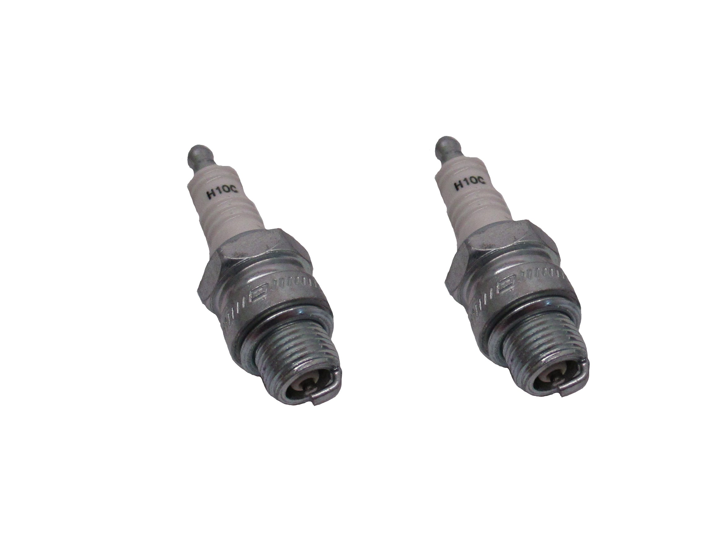 Pack of 2 Copper Plus Small Engine Replacement Spark Plug Champion H10C 844