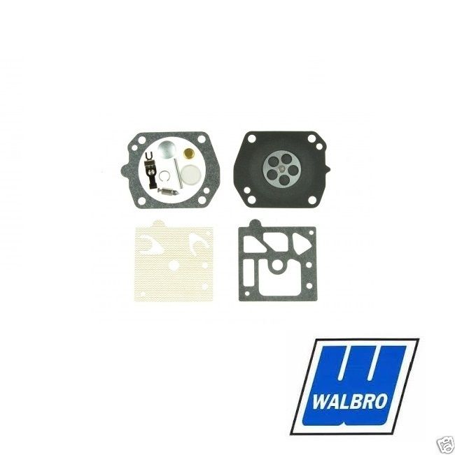 Details about Genuine Walbro K22-HDA Carburetor Repair Rebuild Kit Fits HDA  Series OEM