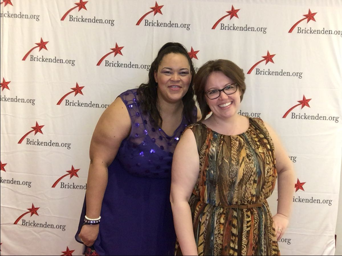 Having a great time at Brickenden Awards - February 10, 2020