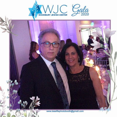 Photo from Woodbury Jewish Center Gala 2020