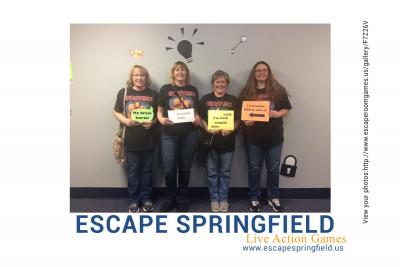 Photo from SMARTpath & Escape Springfield