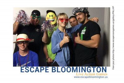 Photo from Escape Bloomington