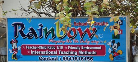 Rainbow Preschool & Creche, Rainbow Preschool & Creche
