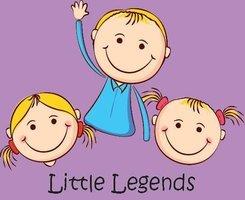 Little Legends, Little Legends