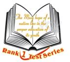 Rank1 test series / academy, Rank1 Test Series / Academy