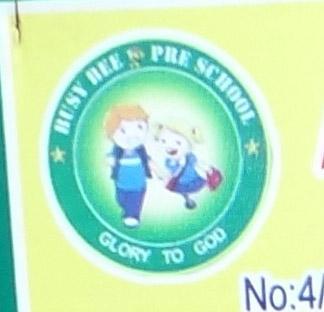 BUSY BEE PRE SCHOOL, Busy Bee Pre School