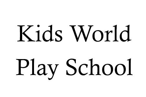 Kids World Play School, Kids World Play School