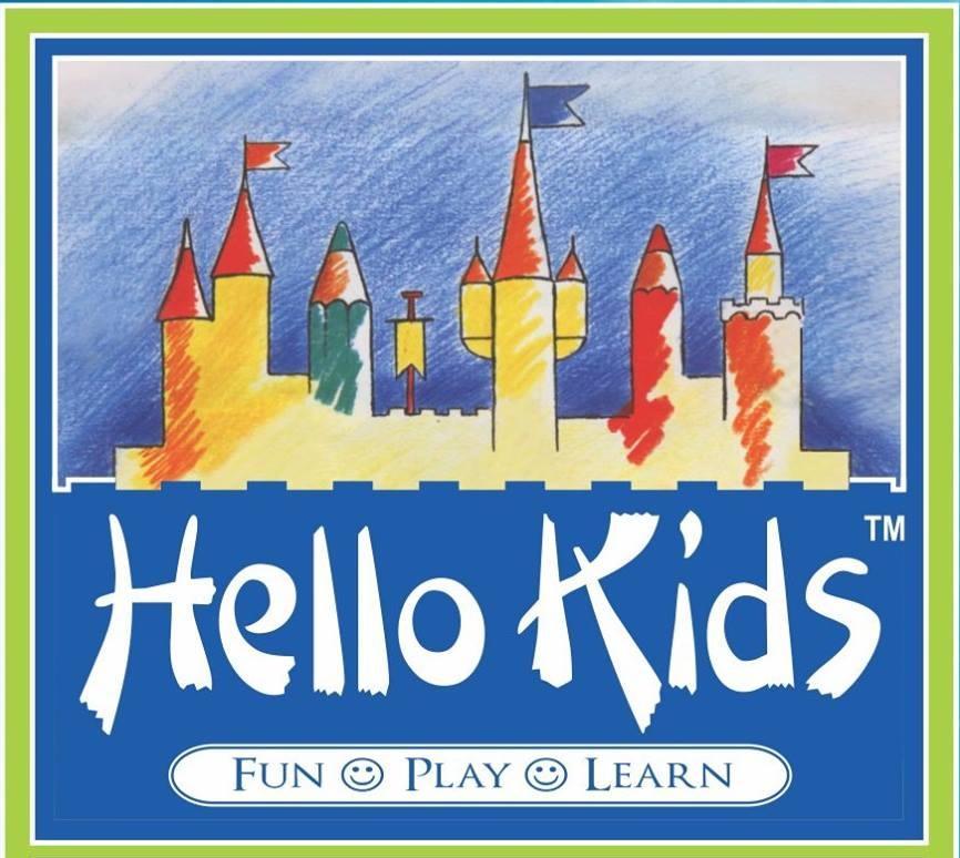 Hello Kids - Flowers, Hello Kids - Flowers