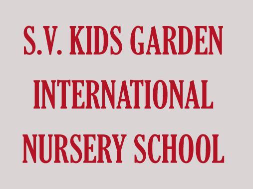 SV Kids Garden Nursery School, Sv Kids Garden Nursery School