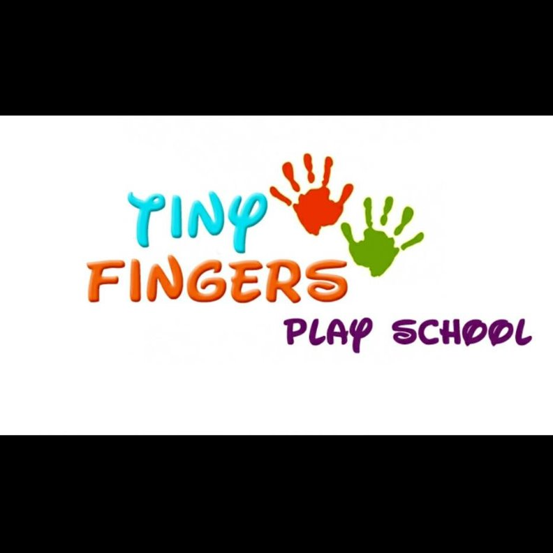 Tiny Fingers play school