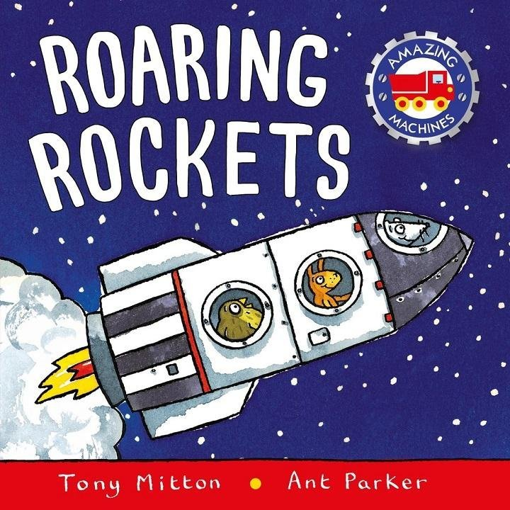 10 Amazing Outer Space Books for Your Preschooler