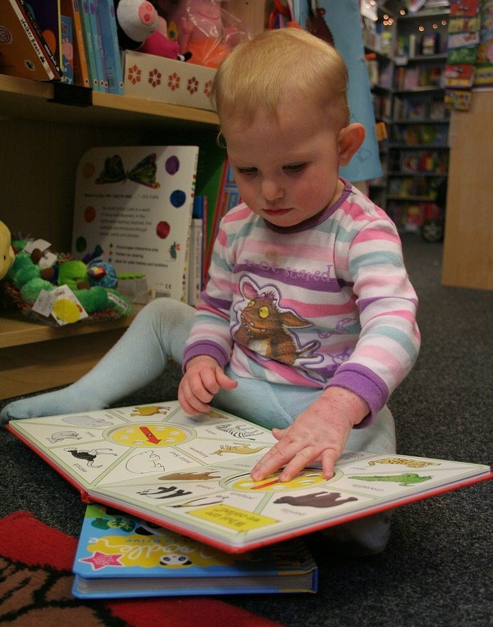 Fun Pre-reading Activities For Your Toddler