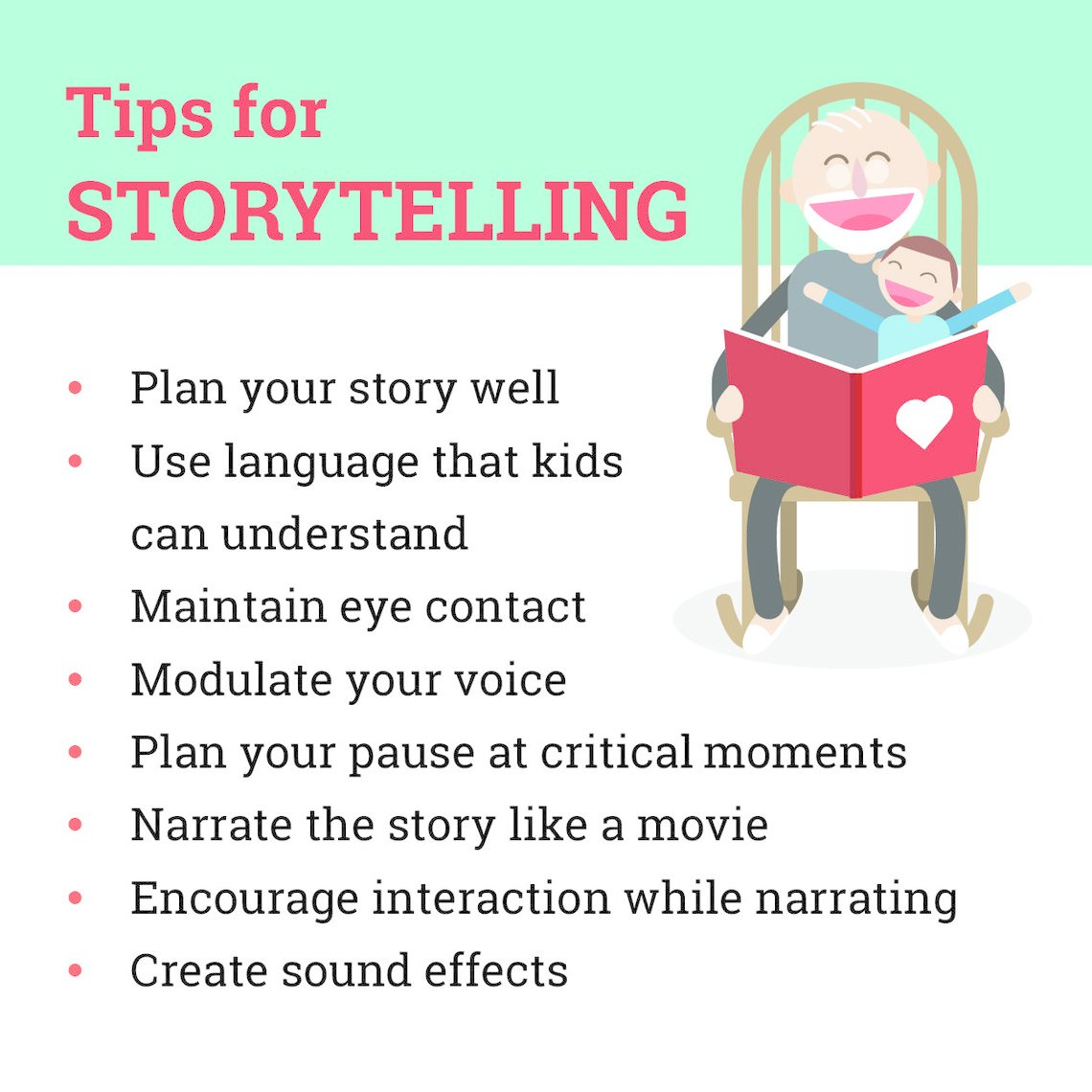 How Storytelling Can Help Your Child Be Successful