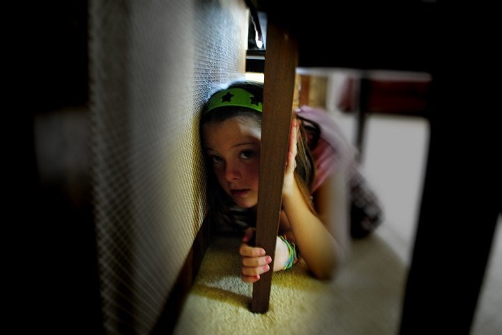 Help Your Child Conquer Fear
