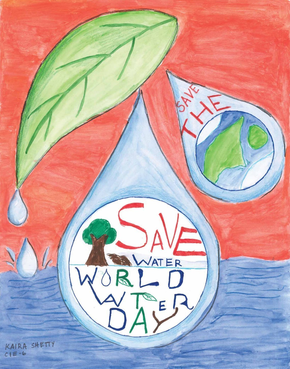 World Water Day Contest